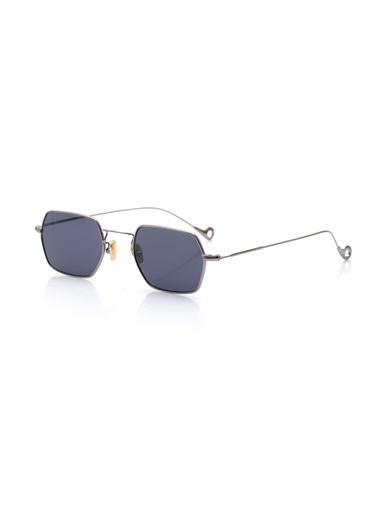 Hawk  Hw 1722 01 Y Unısex Güneş Gözlüğü Gümüş